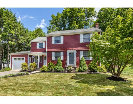1 Cape Cod Circle, Canton, MA