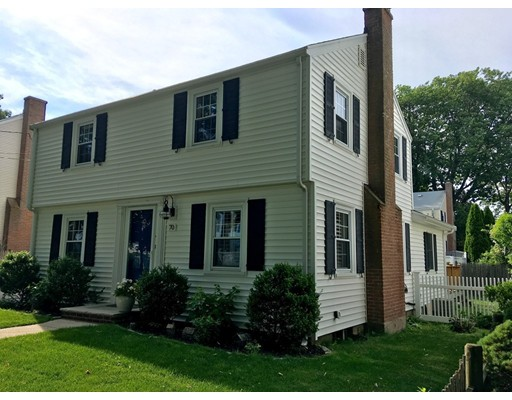 70 Andrews Road, Quincy, MA