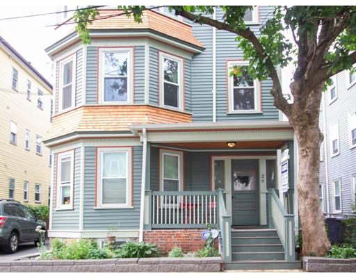 20 Spalding Street, Boston, MA 02130