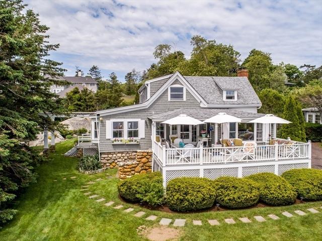 61 Eden Road, Rockport, MA, 01966, Essex Home For Sale