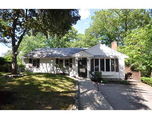 81 Woodside Lane, Arlington, MA