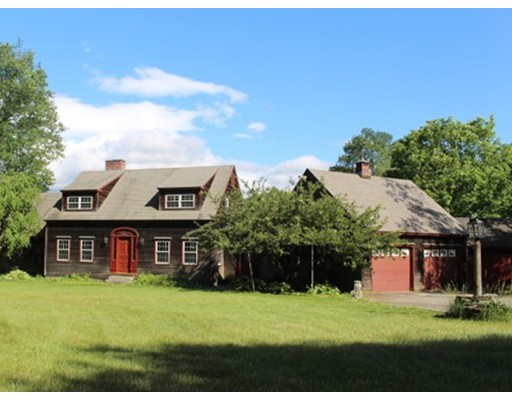 421 Beldingville Road, Ashfield, MA