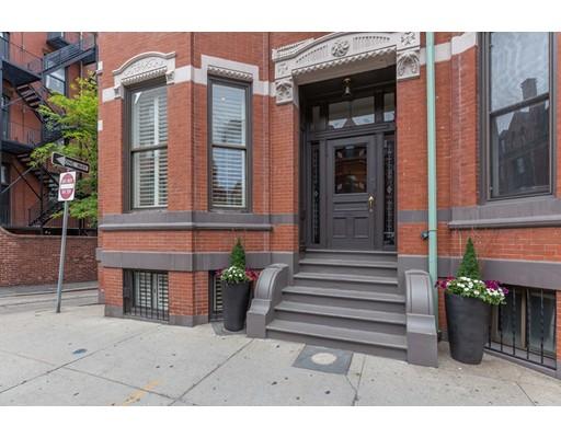 32 Fairfield Street, Boston, MA 02116