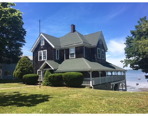 32 Bay View Avenue, Quincy, MA