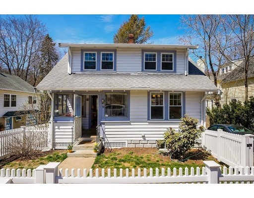 38 Fletcher Avenue, Lexington, MA