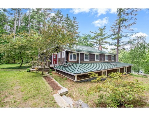 25 Hallock Point Road, Stow, MA