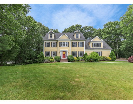 35 Berkshire Street, Norfolk, MA