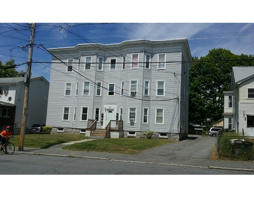 64 FOURTH Avenue, Lowell, MA 01854