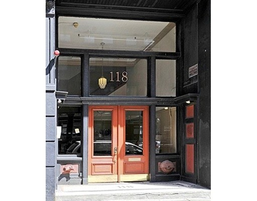 118 South Street, Boston, MA 02111