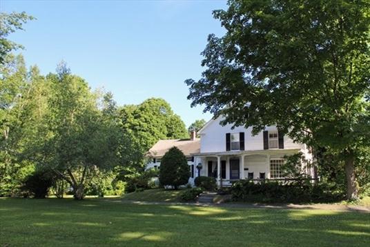 6 Maple Street, Shelburne, MA: $325,000