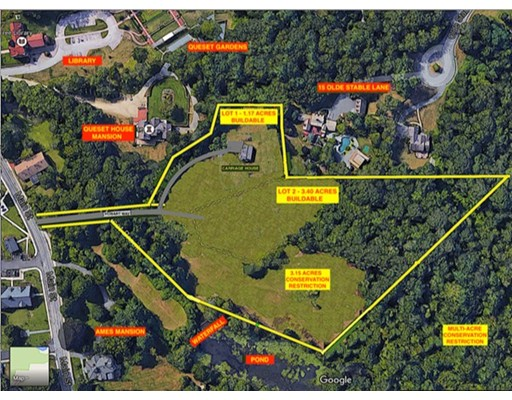 Lot 2 Hobart Meadows, Easton, MA