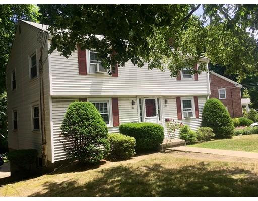 186 WALTHAM Street, Newton, MA 02465