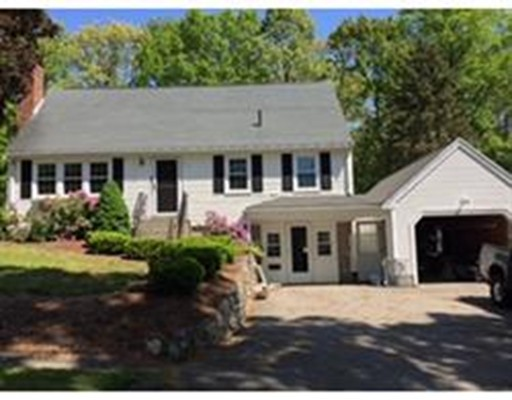 32 Damon Road, Needham, Ma 02494