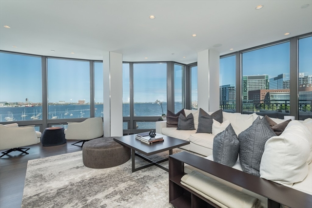 20 Rowes Wharf, Boston, MA, 02110, Waterfront Home For Sale