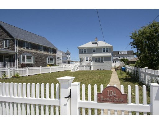 104 Manomet Ave WATERFRONT, Hull, MA
