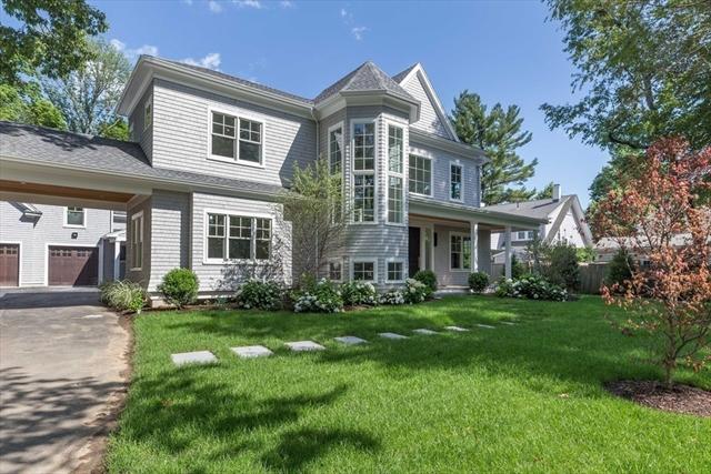 94 Park Avenue, Newton, MA, 02458,  Home For Sale