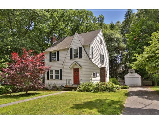 45 Pine Plain Road, Wellesley, MA