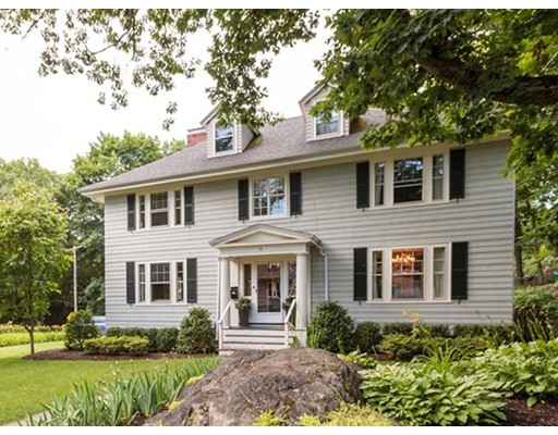 18 Cushing Road, Wellesley, MA