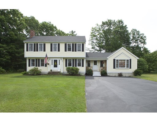 95 Woodbrook Lane, Hanson, MA