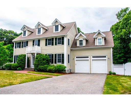 384 Woburn Street, Lexington, MA