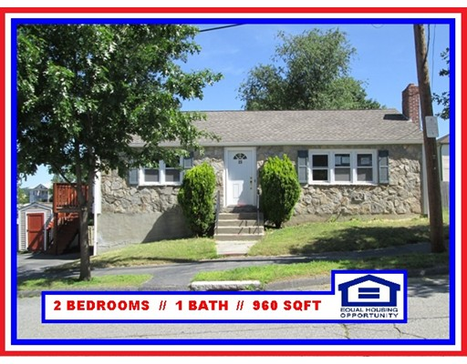 23 BOURNE Street Worcester MA 01606