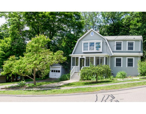 36 Hillcrest Road, Needham, Ma 02492