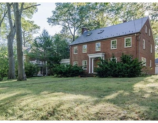 29 Gammons Road, Newton, MA