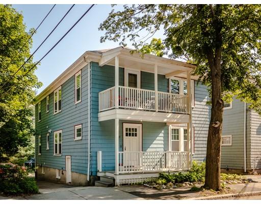 19 Prince Street, Brookline, Ma 02445