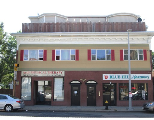 320 Blue Hill Avenue, Boston, Ma 02121