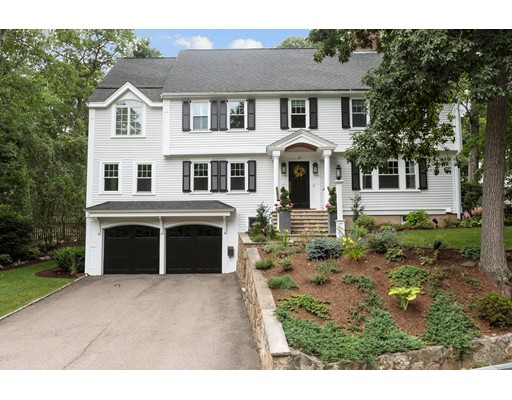 69 Fox Hill Road, Wellesley, MA