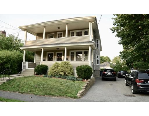 86 Riverview Avenue, Waltham, Ma 02453