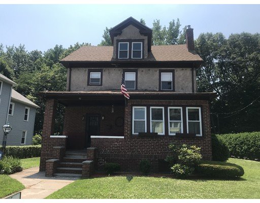 52 Gilman Street, Holyoke, MA