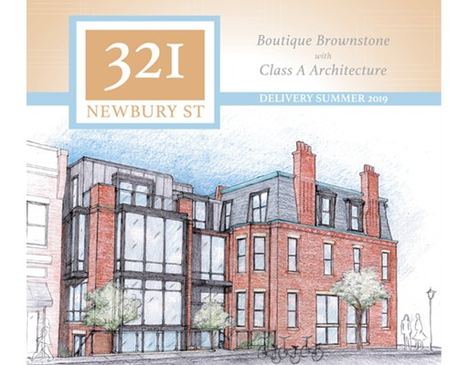 321 Newbury Street, Boston, MA 02116
