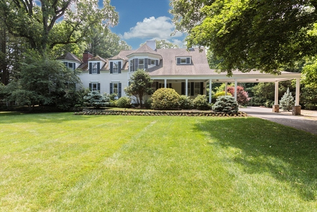 105 Plain Road, Wayland, MA, 01778, Middlesex Home For Sale