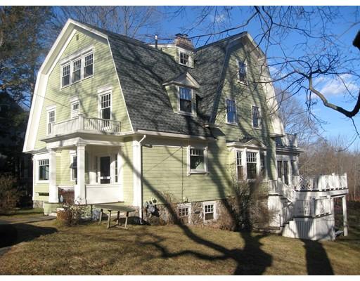 36 Wood Street, Concord, Ma 01742