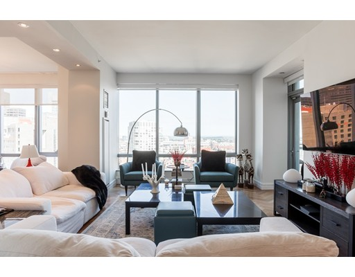Condominium/Co-Op for sale in Ritz Carlton Residences, 24C Midtown, Boston, Suffolk