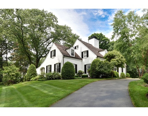 45 Lowell Road, Wellesley, MA