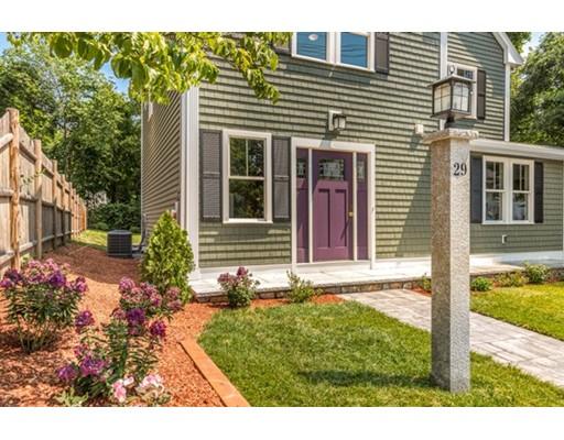 29 Oak Street, Winchester, MA