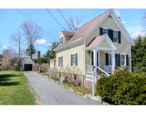 29 Cottage Street, Wellesley, MA