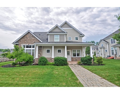 6 Saint James Drive, Andover, MA 01810