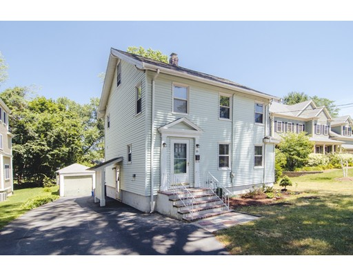 55 Reed Street, Lexington, MA