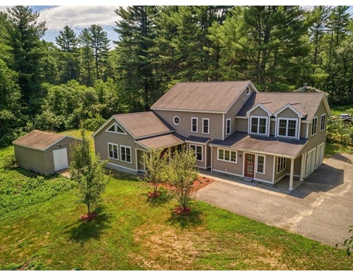 242 Hudson Road, Stow, MA