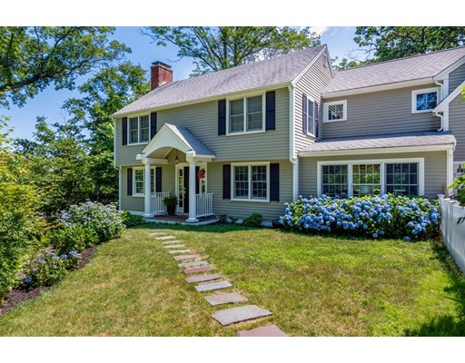 3 Forest Circle, Cohasset, MA