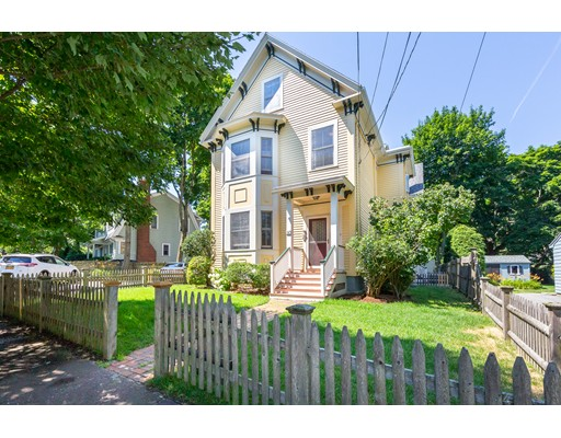 149 Hillside Avenue, Arlington, MA 02476