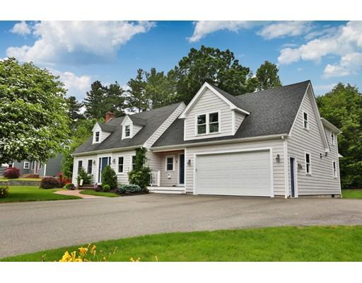 15 Homestead Road, Lynnfield, MA