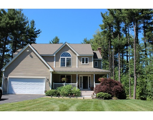 62 Redstone Hill Road, Sterling, MA