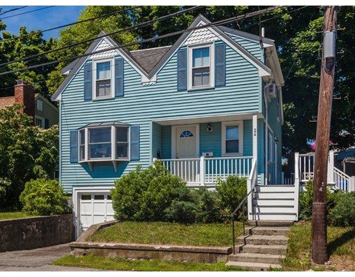 24 LAKEVIEW Terrace, Waltham, MA