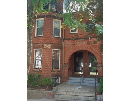 52 Monadnock Street, Boston, MA 02125