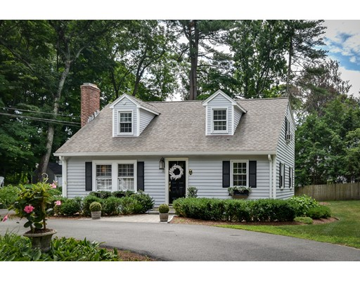 14 Forest Street, Sherborn, MA