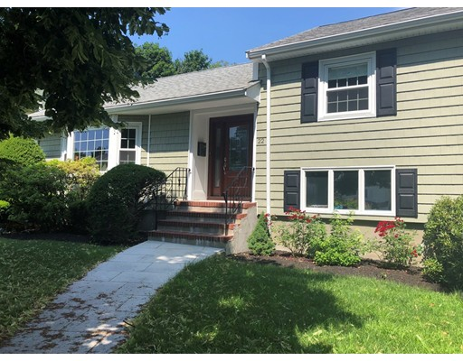 22 Sharpe Road, Belmont, Ma 02478